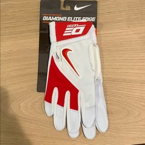 Brand New Nike Diamond Elite Edge Batting Gloves